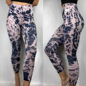 Nike Pro Pattern Tie dye Leggings